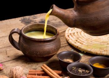 Latte d'oro: rimedio naturale per molti problemi