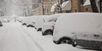 METEO: ALLERTA, in arrivo BIG SNOW