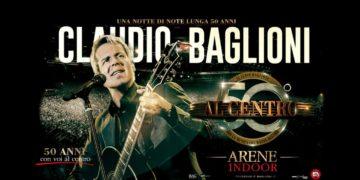 Malore per Claudio Baglioni: concerto annullato.