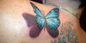 Tatuaggi in 3D : ecco i più belli