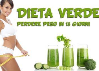 Dieta verde: ecco come sgonfiare in soli 15 giorni