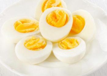 Vuoi perdere fino a 25 chili? Prova la dieta dell'uovo sodo