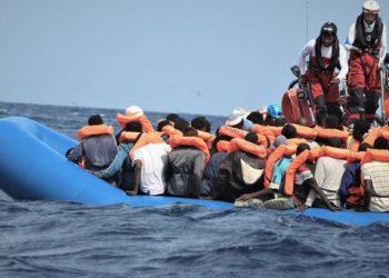 fanmagazine crotone migranti sbarcati
