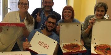 fanmagazine pizzium pizza gratis infermieri coronavirus
