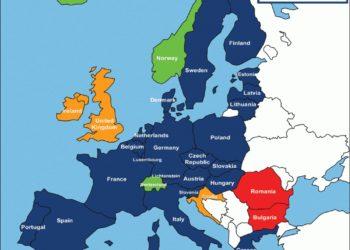 fanmagazine trattato di Schengen non rispettato